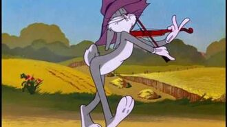 Hillbilly Hare (1950) Square Dance Scene (English Subtitles)
