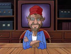 Spielberg on Freakazoid