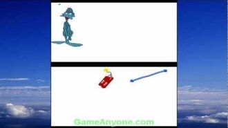 Looney Tunes Duck Amuck (Extra 17) - My Own Stylus!
