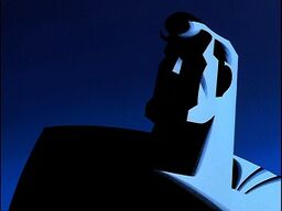 Superman the Animated Series logo