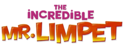 The Incredible Mr. Limpet transparent logo