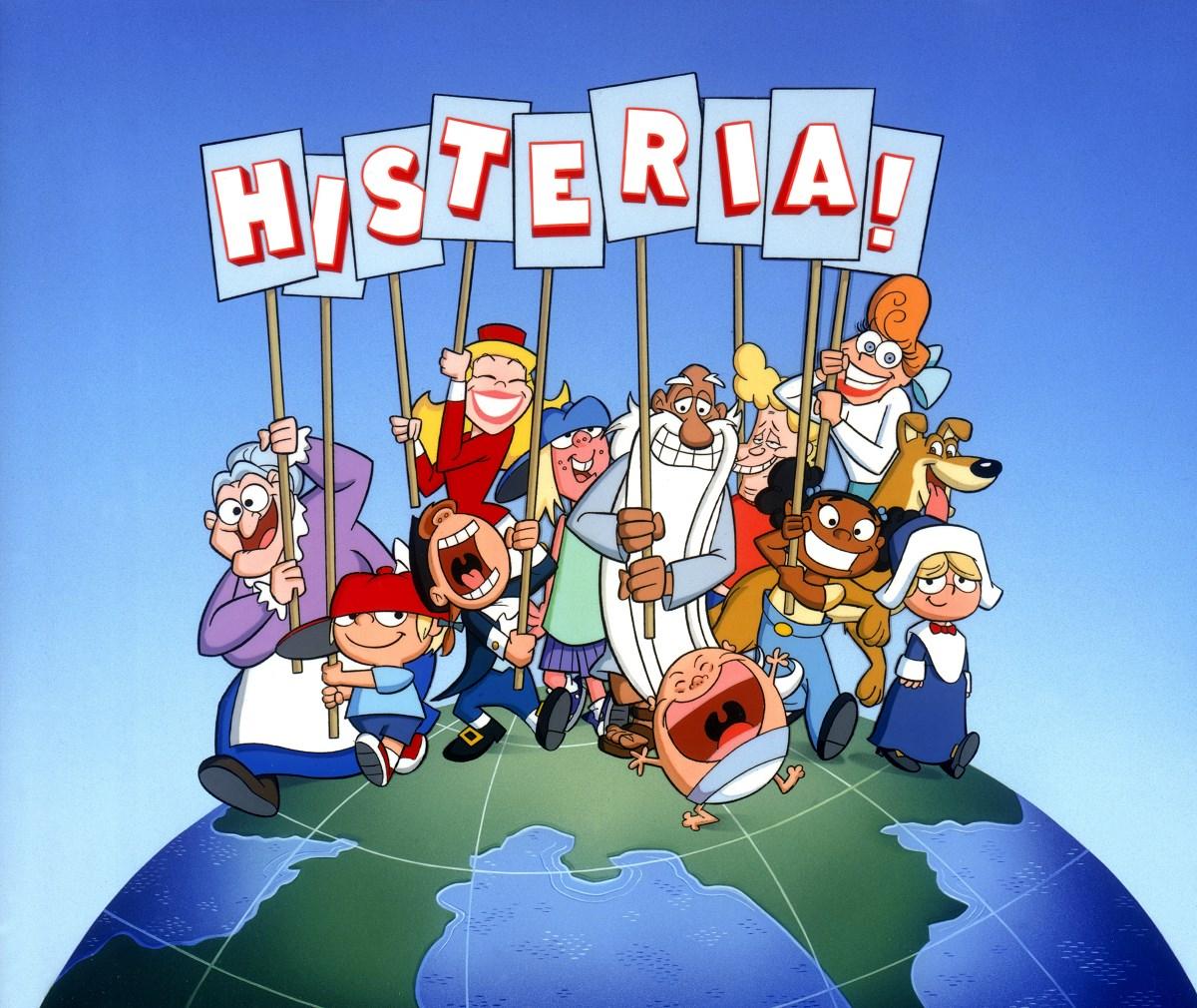 Image - Histeria cast.jpg | Warner Bros. Entertainment ... - photo#43
