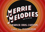 Canned Feud Merrie Melodies Intro 2