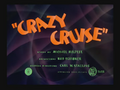 Crazy Cruise Title Card