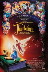 Hans christian andersens thumbelina 1994 poster
