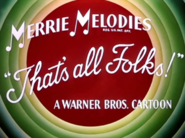 The Awful Orphan Merrie Melodies Outro