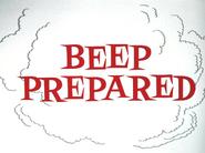 Beep Prepared Title Card