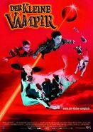 Little vampire german poster