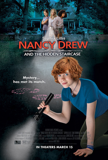 Nancy Drew and the Hidden Staircase (2019 film)