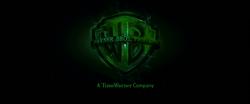 Warner bros logo green lantern prototype 2011