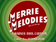 The Awful Orphan Merrie Melodies Intro 3