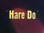 Hare Do Title Card