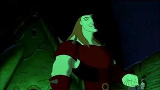 The Magic Sword Quest for Camelot - Ruber (English) HD
