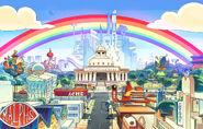 Cartoon Network City in Crossover Nexus