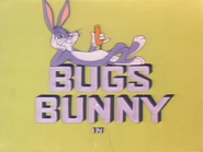 Hare Lift Bugs Bunny Intro