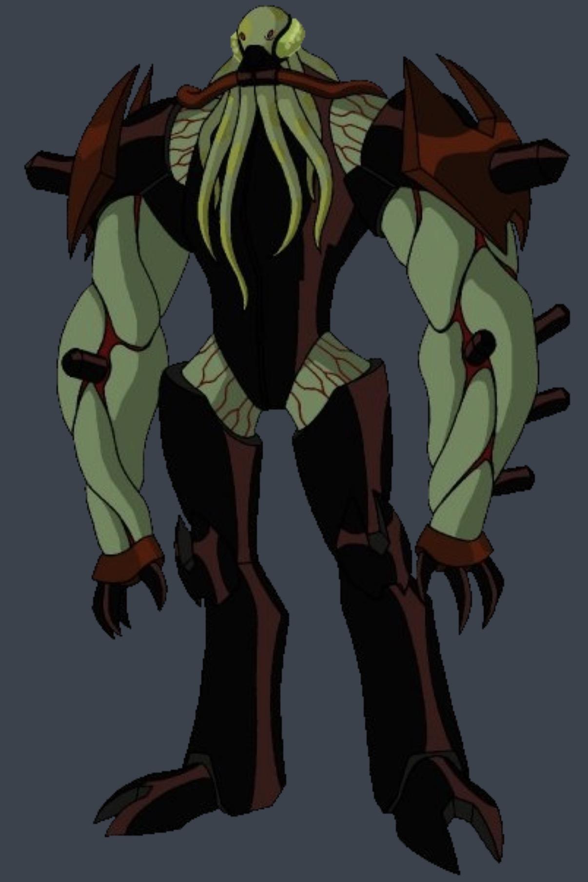 Vilgax | Warner Bros. Entertainment Wiki | FANDOM powered ... - photo#21