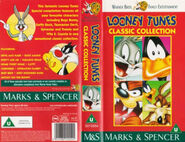 Marks & Spencer's Looney Tunes Classic Colleciton (Full Cover)