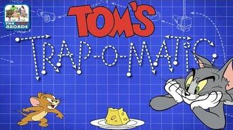 Tom and Jerry Tom's Trap-O-Matic - Set up Elaborate Traps to catch Jerry (Boomerang Games)
