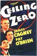 Ceiling Zero poster