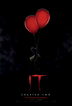 It chapter two pennywise poster