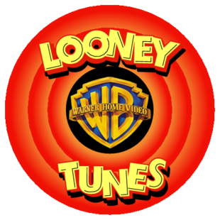 Looney Tunes on Home Video Logo