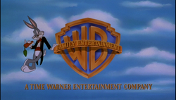 Warner Bros. Family Entertainment logo (widescreen)