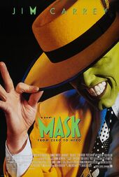The Mask (film) poster