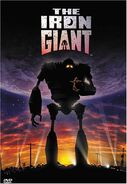 The Iron Giant DVD 1999