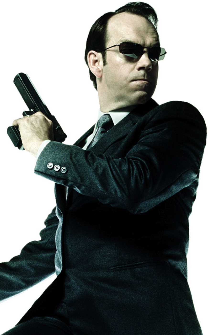 image agent smith the matrix movie hd wallpaper 2880x1800 4710 png