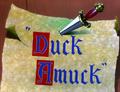 Duck Amuck Title Card