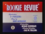 Rookie Revue