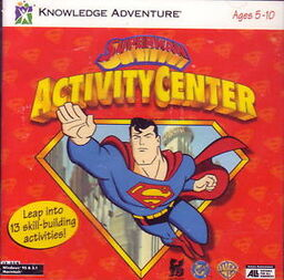 Superman Activity Center cover