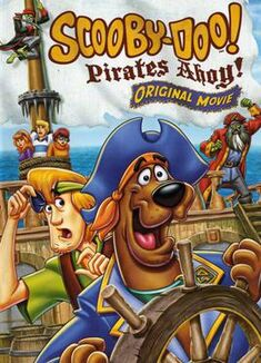 Scooby-Doo! Pirates Ahoy! cover