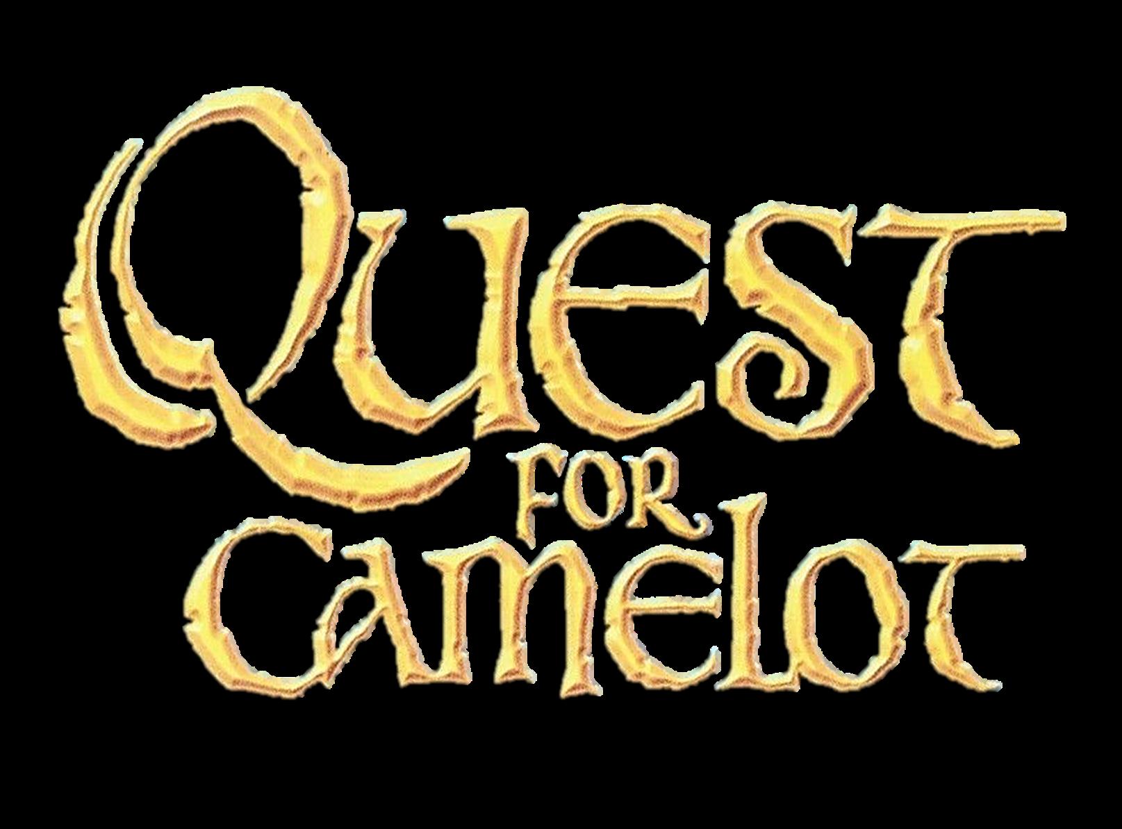 Image - QUEST FOR CAMELOT SHADOWED LOGO.png | Warner Bros ... - photo#31