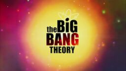 The Big Bang Theory Title Card