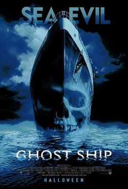 Ghost Ship poster