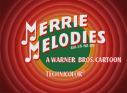 Tabasco Road Merrie Melodies Intro 2
