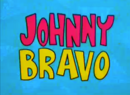 Johnny Bravo title