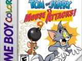 Tom and Jerry: Mouse Attacks!