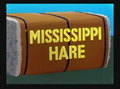 Mississippi Hare Title Card