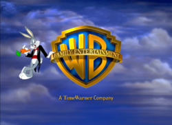 Warner Bros. Family Entertainment Logo (Time Warner)