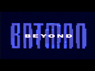 Batman Beyond title card