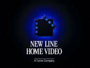 New line home video turner company logo
