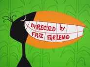 Crows' Feat by Friz Freleng