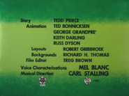 The Slap-Hoppy Mouse Extended Credits