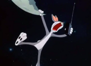 Bugs says get out of moon 1