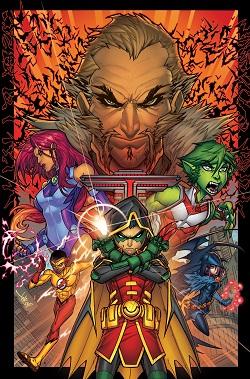 Teen Titans (Oct. 2016)