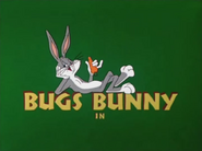 From Hare to Heir Bugs Bunny Intro