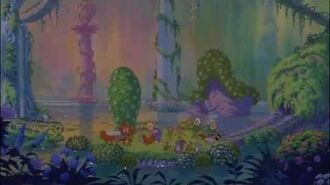Don Bluth's A Troll In Central Park - Absolutely Green