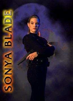 Sonya Blade film